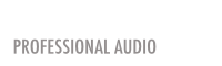BLACKBOX Pro Audio